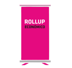 imprenta online barata roll-up economico
