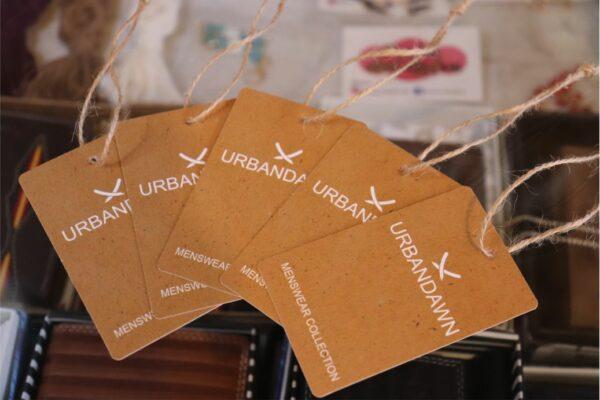 etiquetas de cartón para ropa