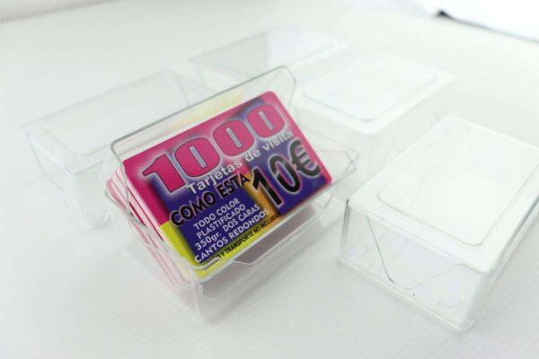 tarjeteros para tarjetas de visita baratos