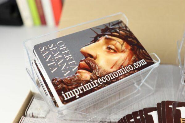 tarjetas para semana santa imprimir economico